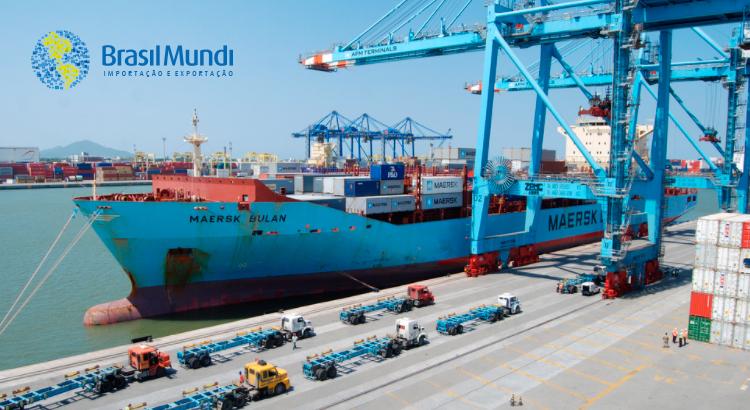 Comércio Exterior: Bacia de Evolução do Complexo Portuário de Itajaí